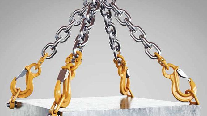 زنجیر جرثقیل