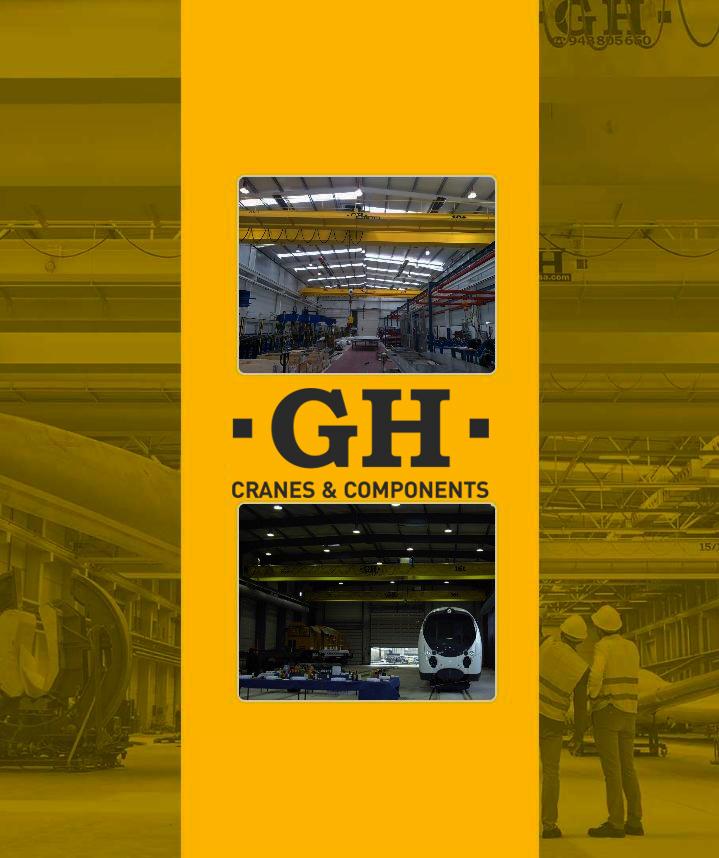 فیلم فوق العاده از مراحل ساخت و نصب جرثقیل های GH
