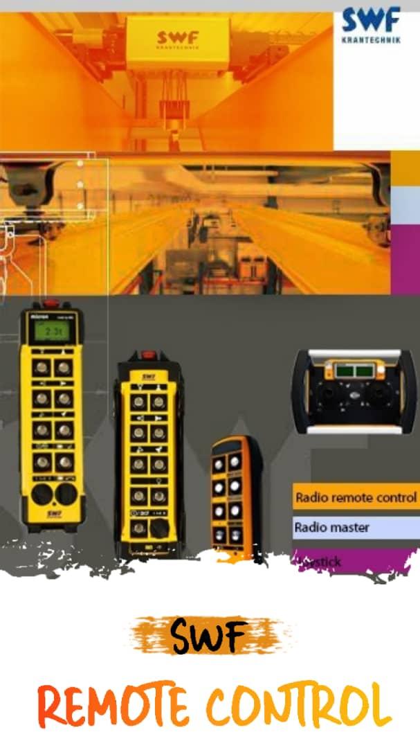 کنترل از راه دورSwf Radio Master