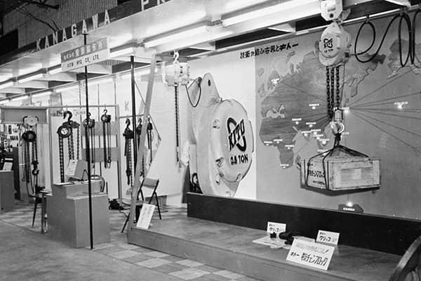 اولین بالابر الکتریکی در سال 1958 کیتو